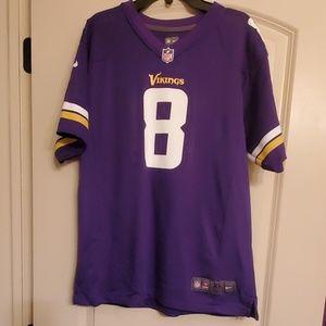 Like new, Vikings jersey